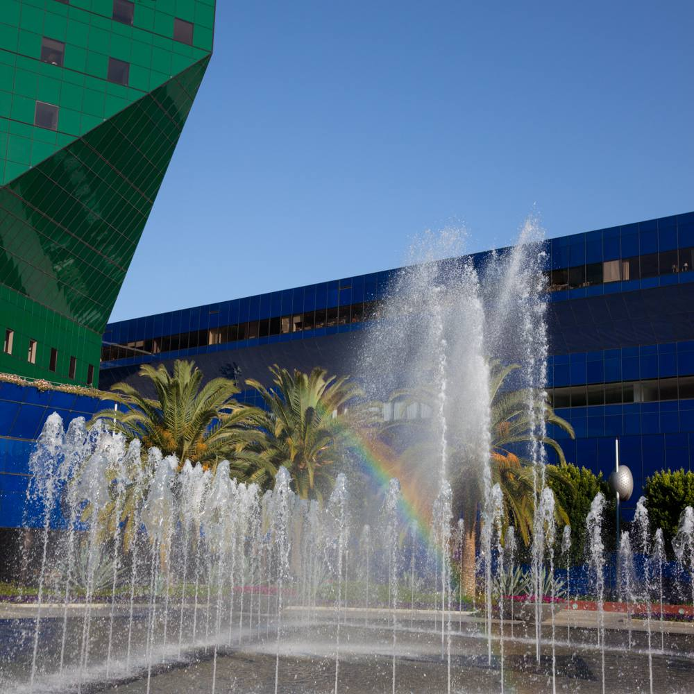 Pacific Design Center An Architectural Landmark