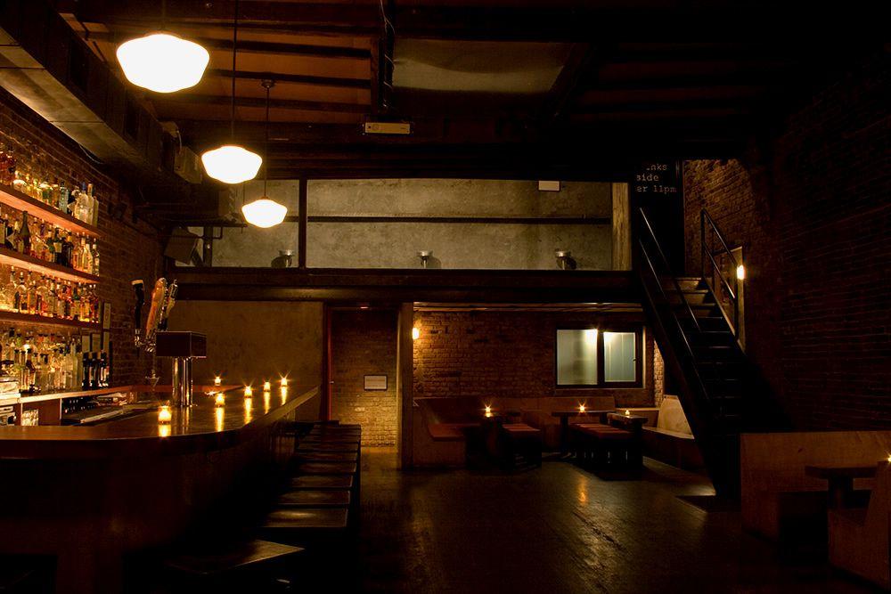 Larry Lawrence bar