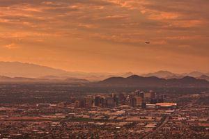 Phoenix Summer Skies