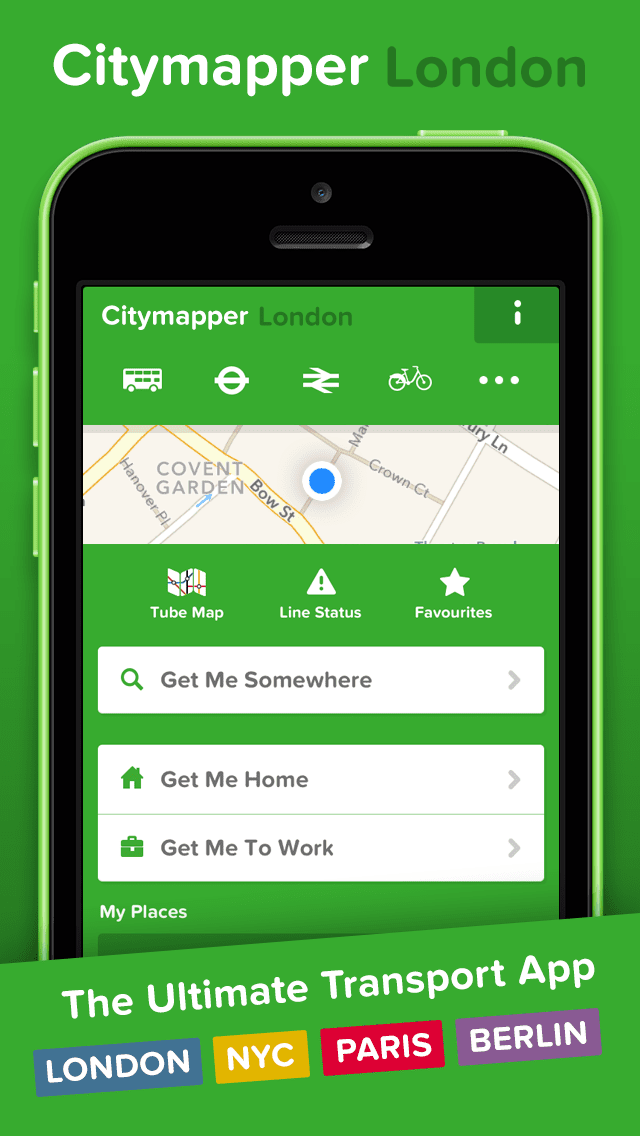 Citymapper London App Review