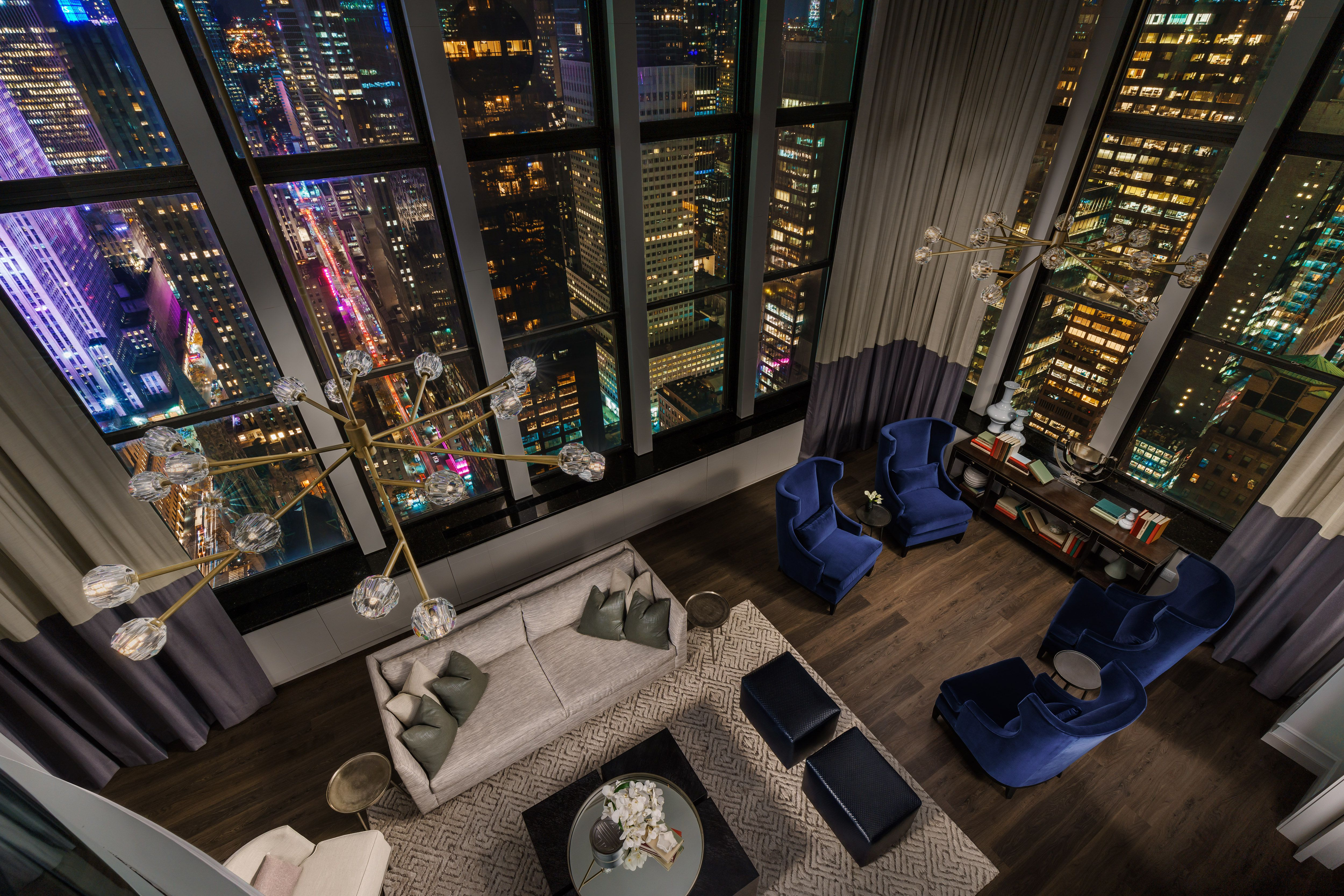 Lotte New York Palace Debuts Over-the-Top Penthouse Suites