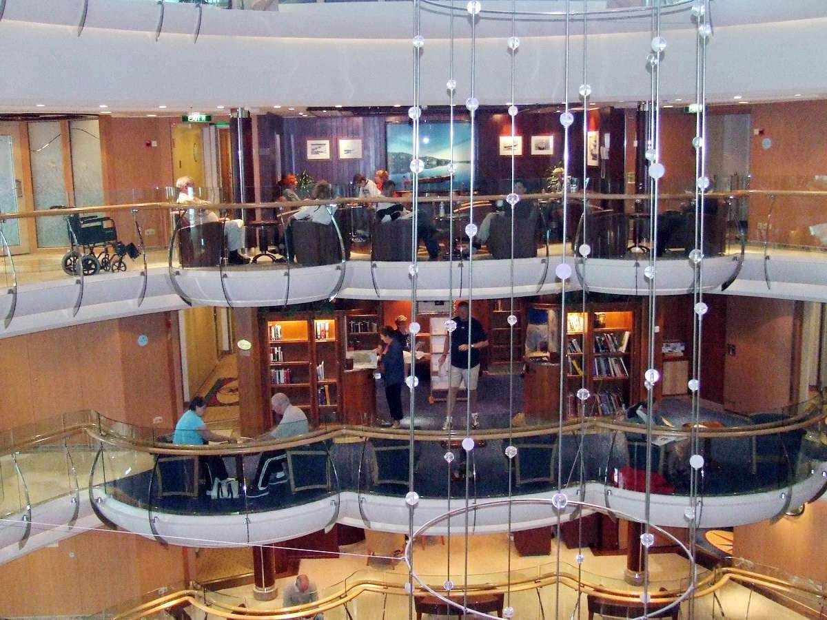 Jewel of the Seas Centrum