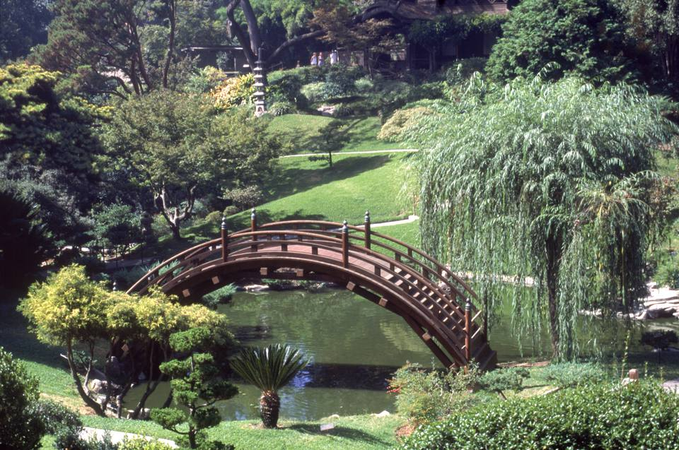 Huntington Botanical Gardens, Los Angeles, CA