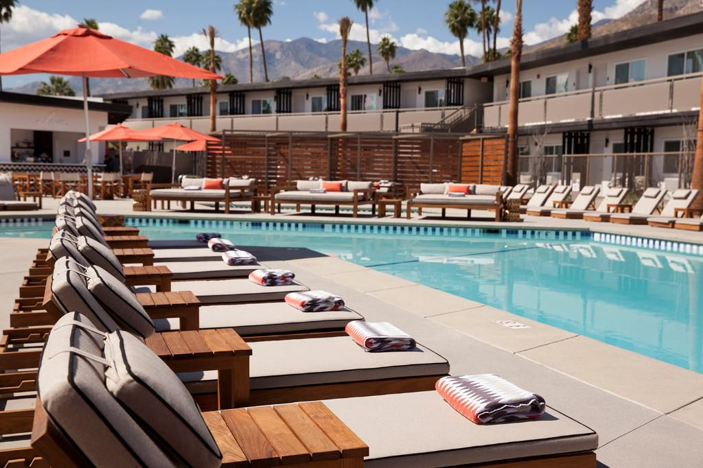 9 Best Boutique Hotels In Palm Springs For 2019