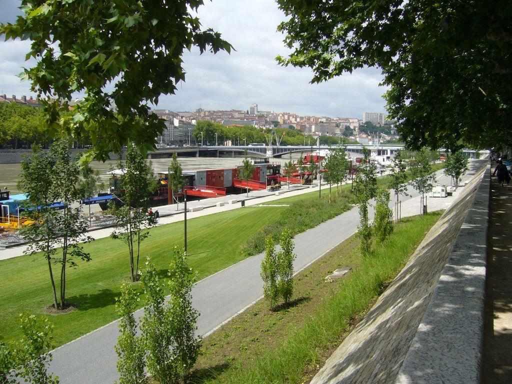 Parc des Berges du Rhone, Lyon