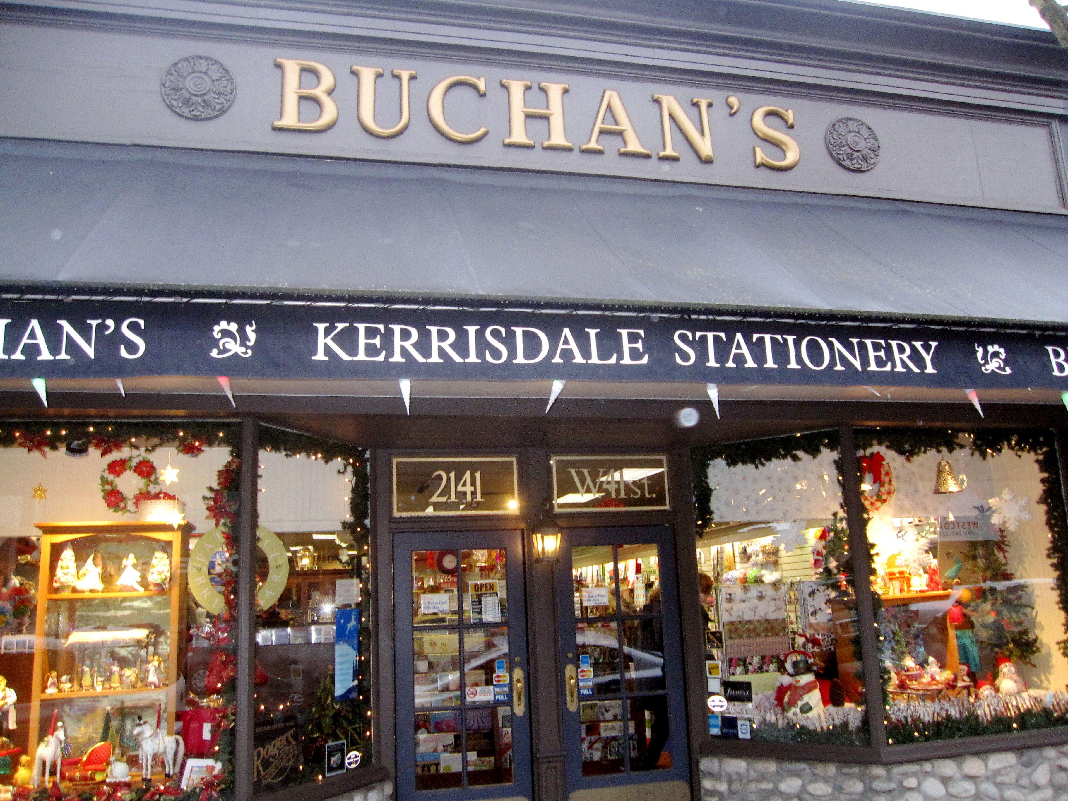 Buchan's Kerrisdale Stationary, Kerrisdale, Vancouver