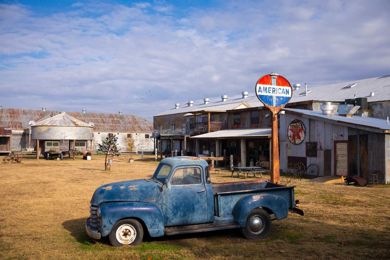 The Shack Up Inn of Clarksdale, Mississippi