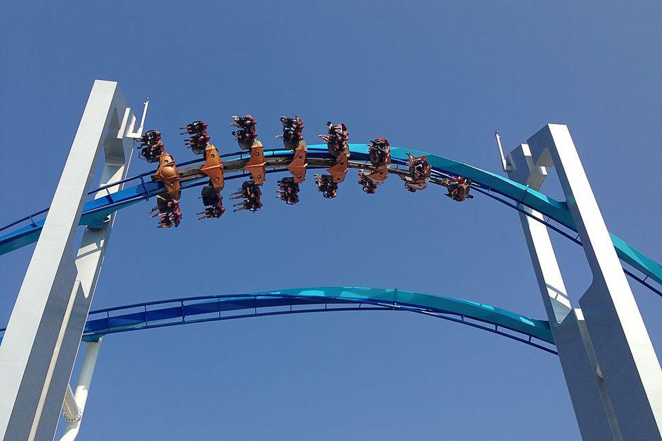 Parque de atracciones Cedar Point
