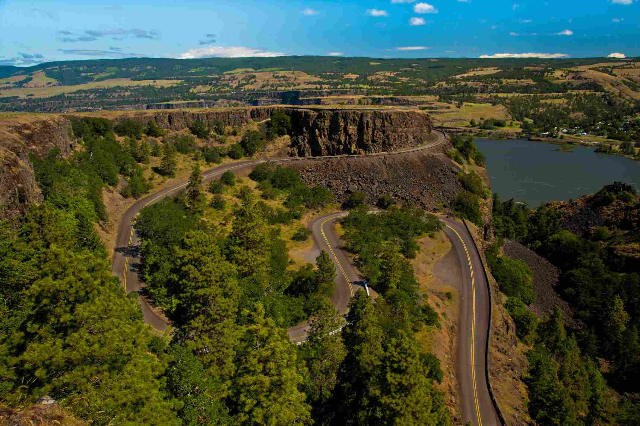 top visitor attractions in oregon [with a map]