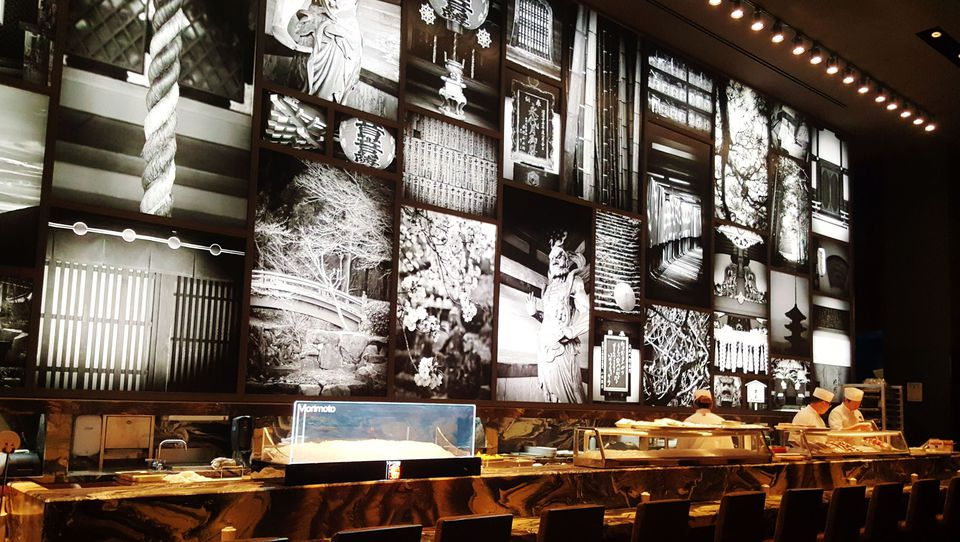The Best Sushi Restaurants In Las Vegas Food Near Mgm Grand