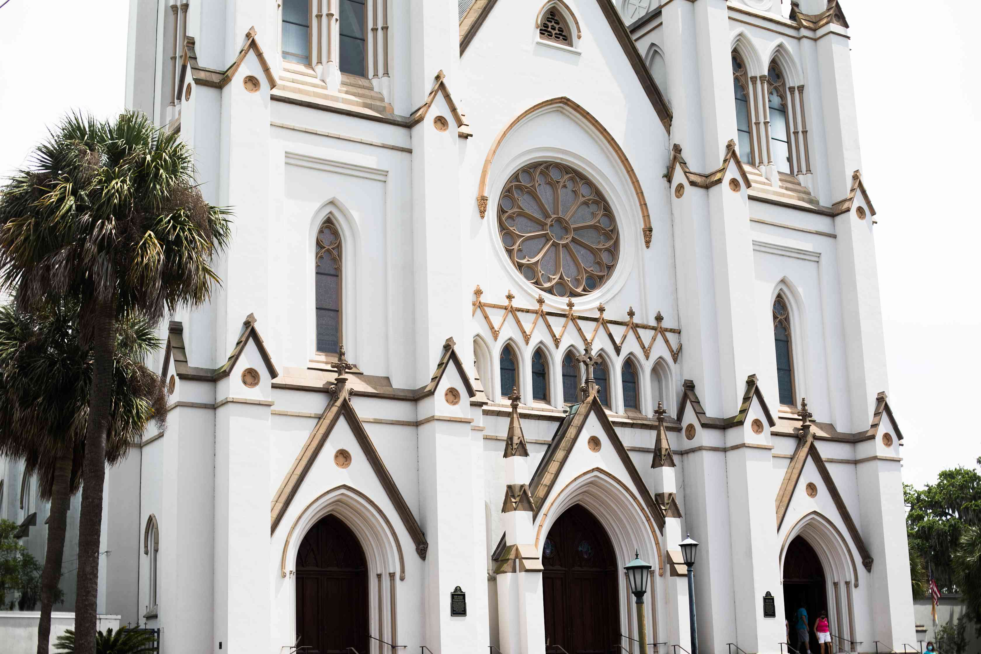 Cathedral of St. John in Savannah