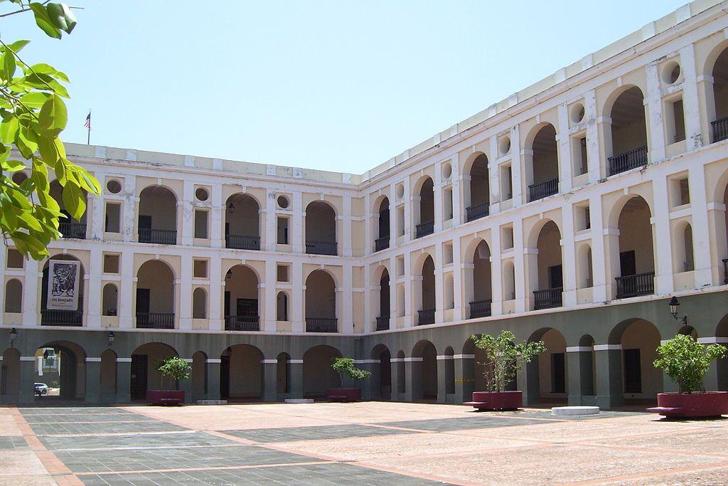 Ballajá Barracks