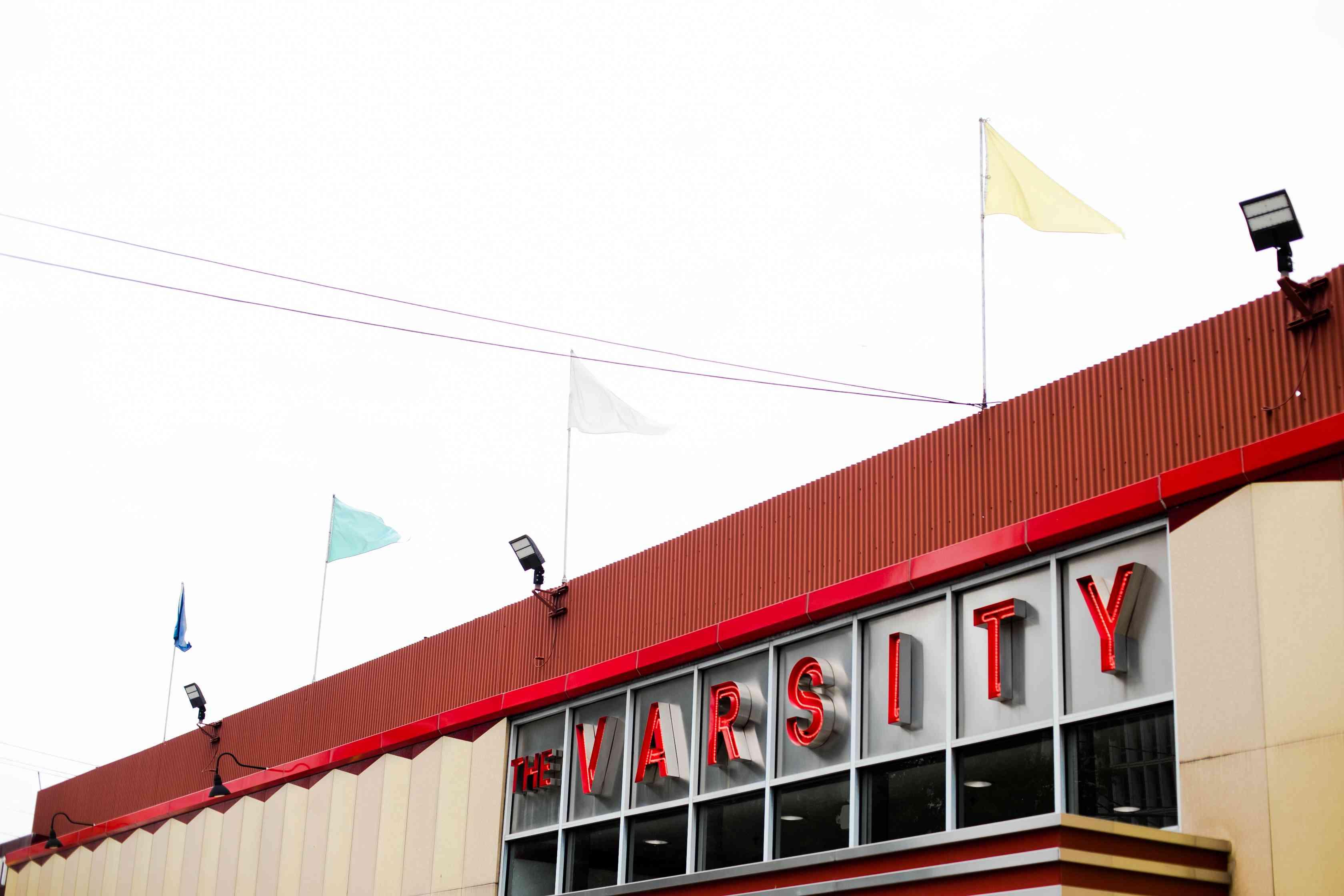 The Varsity, Atlanta, Georgia
