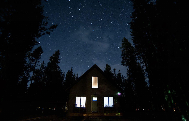 3-Bedroom Cabin in Island Park