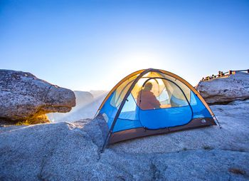 The Best Camping Spots At Lake Tahoe