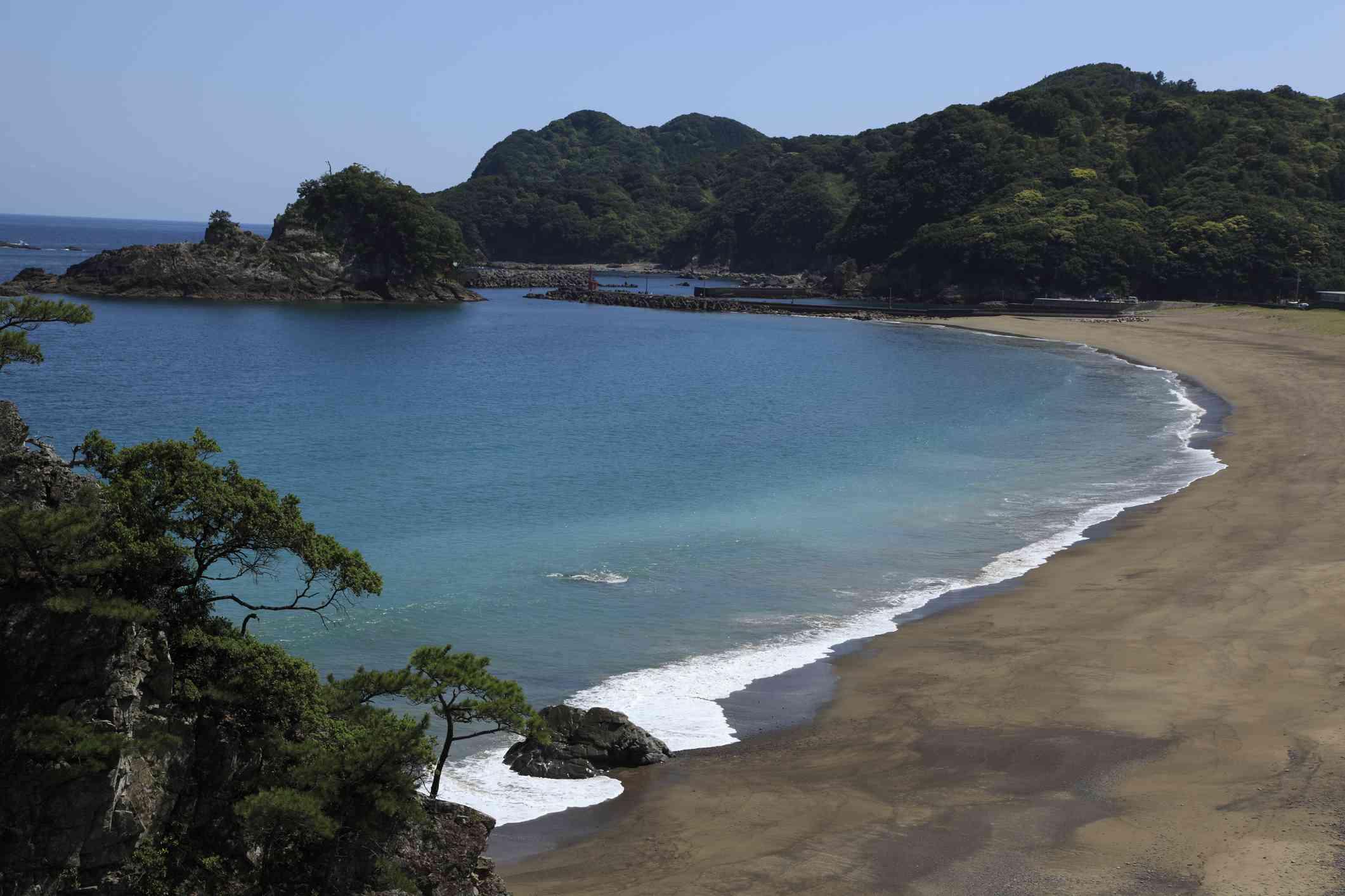 Tokushima Beach