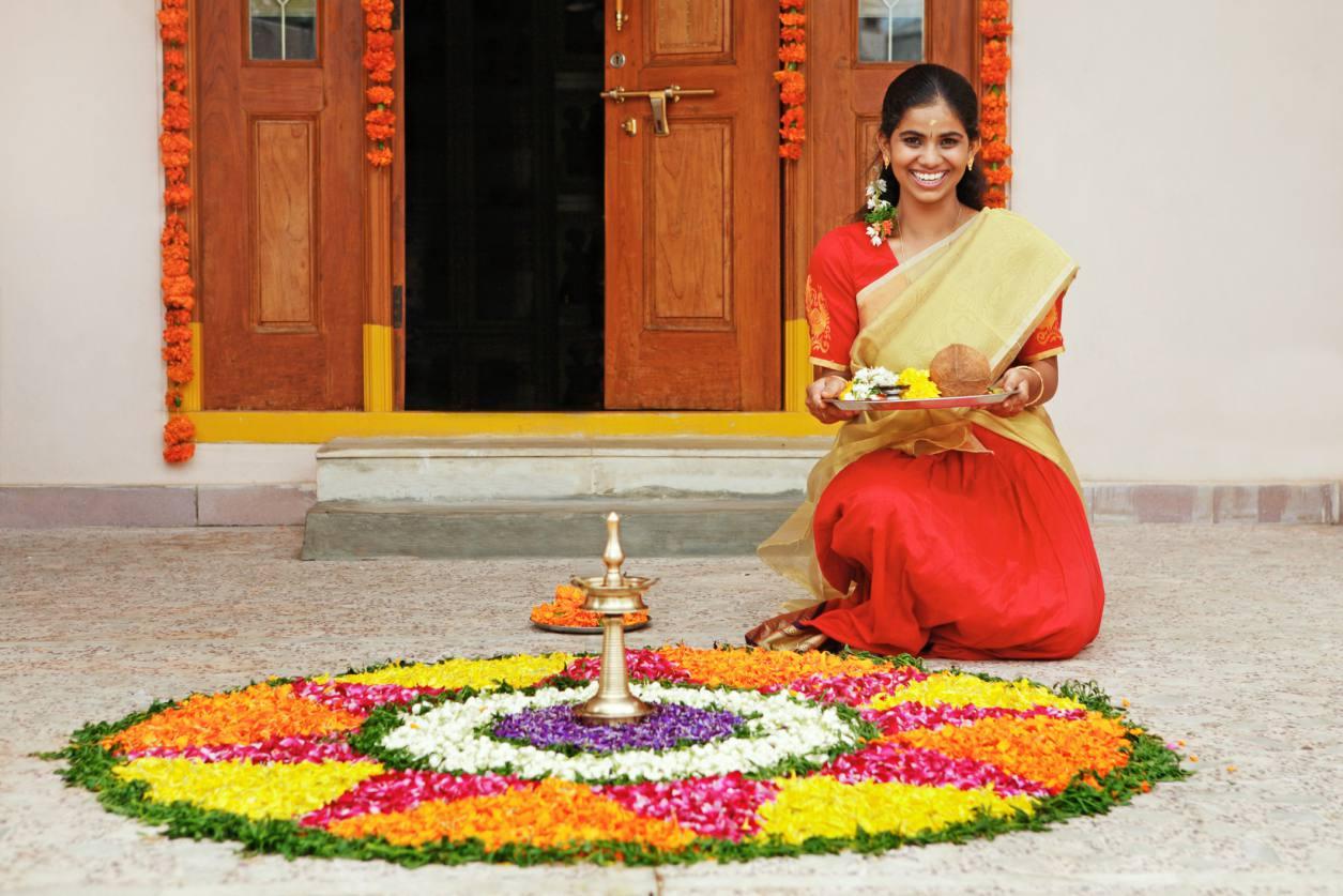 Festival de Onam, Kerala