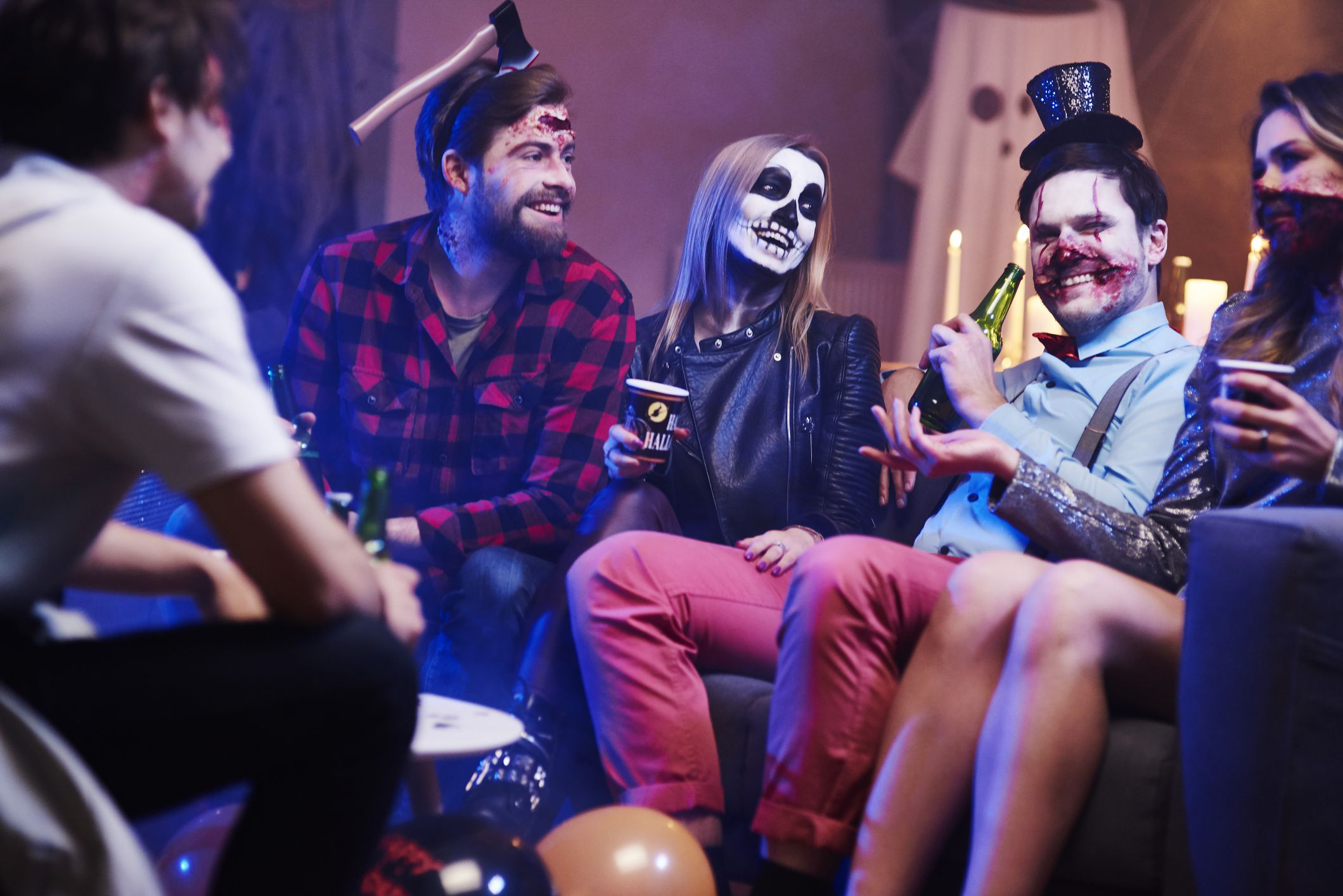 Adult Costume Parties for Halloween in Washington, D C