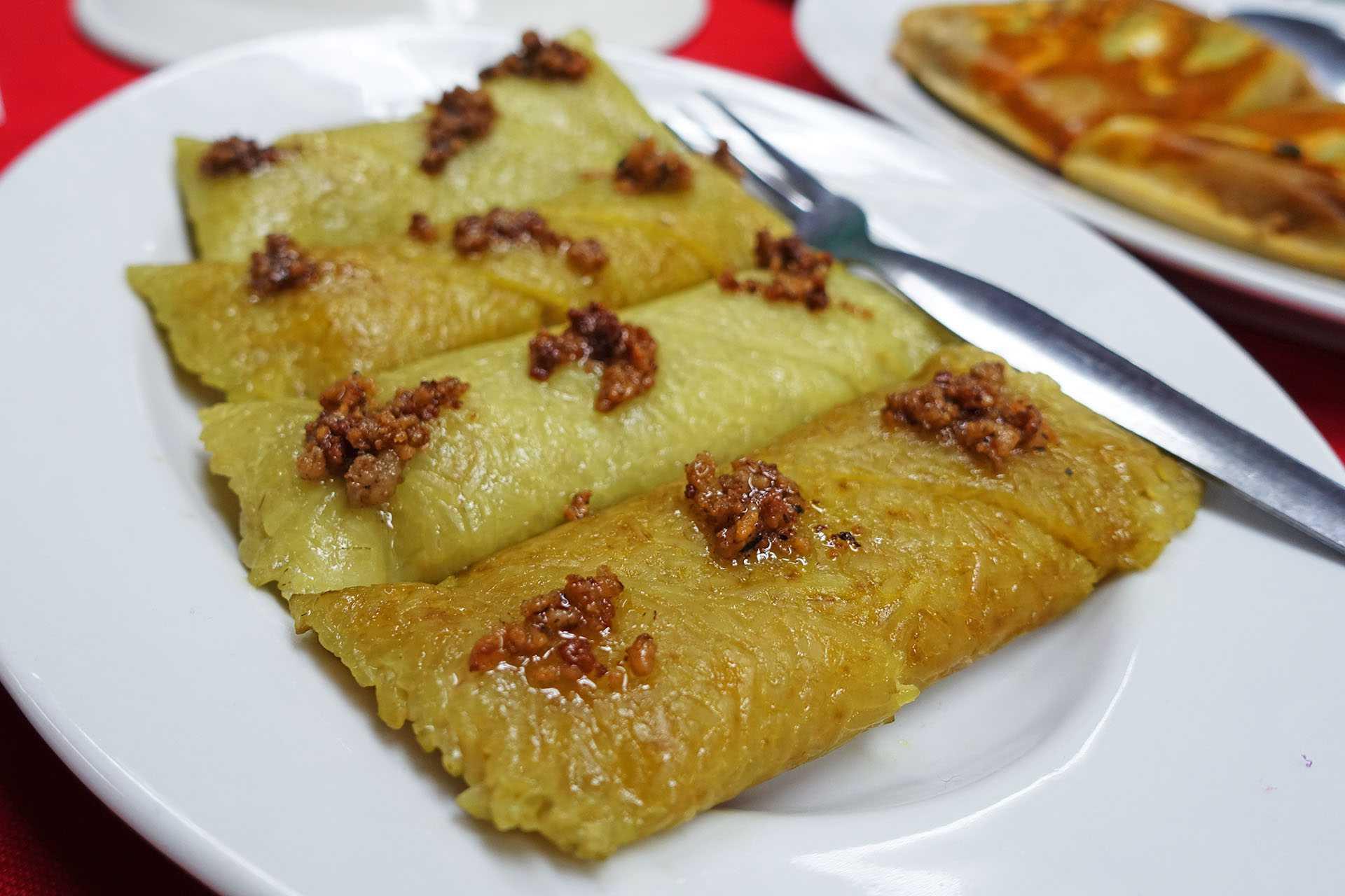 Top Ten Filipino Foods
