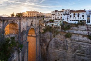 Puente Nuevo bridge in Ronda