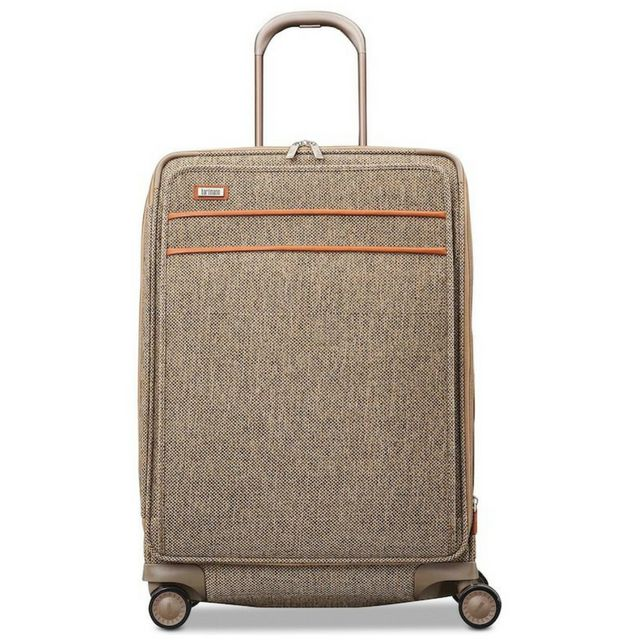 Best Overall Hartmann Tweed Legend 26 Journey Expandable Spinner Suitcase