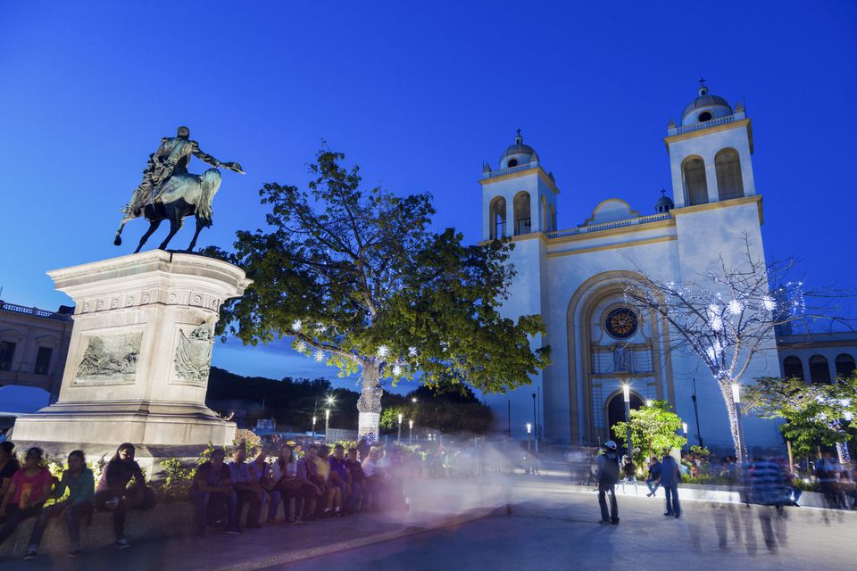 San Salvador Cathedral, San Salvador