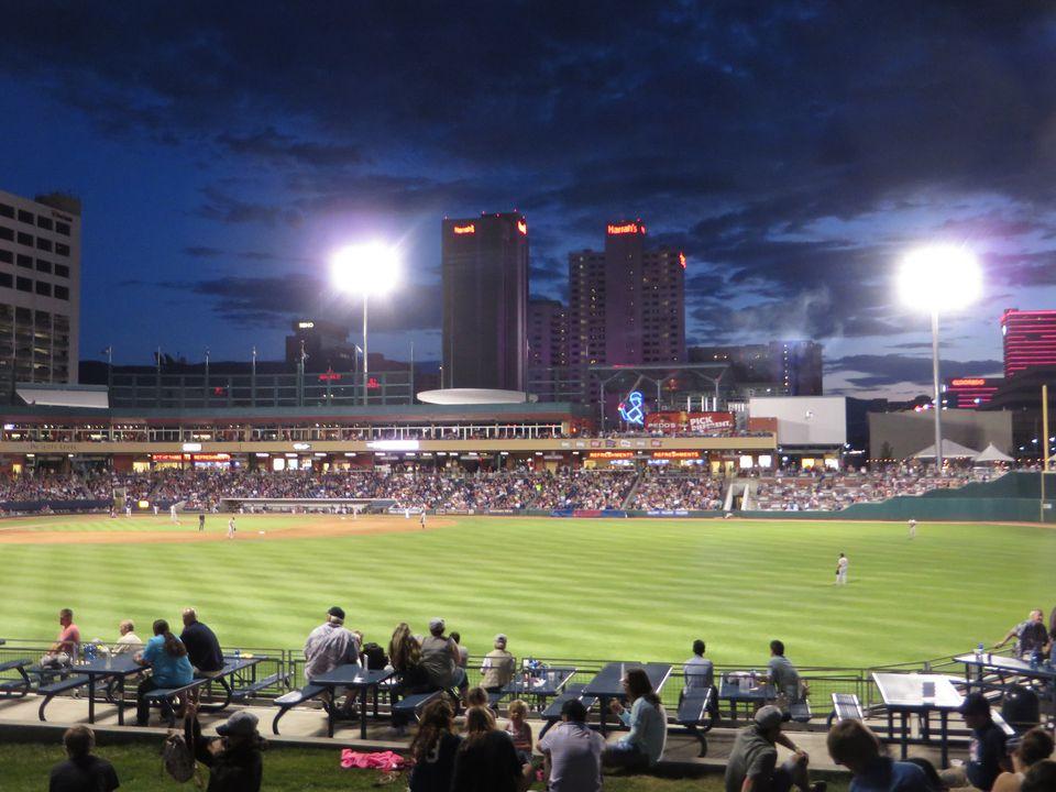 Aces Ballpark, Reno, Nevada