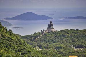 Big Buddha , Hong Kong