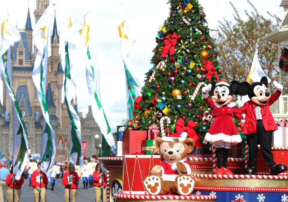 christmas at disney world orlando florida - Cheap Christmas Vacations