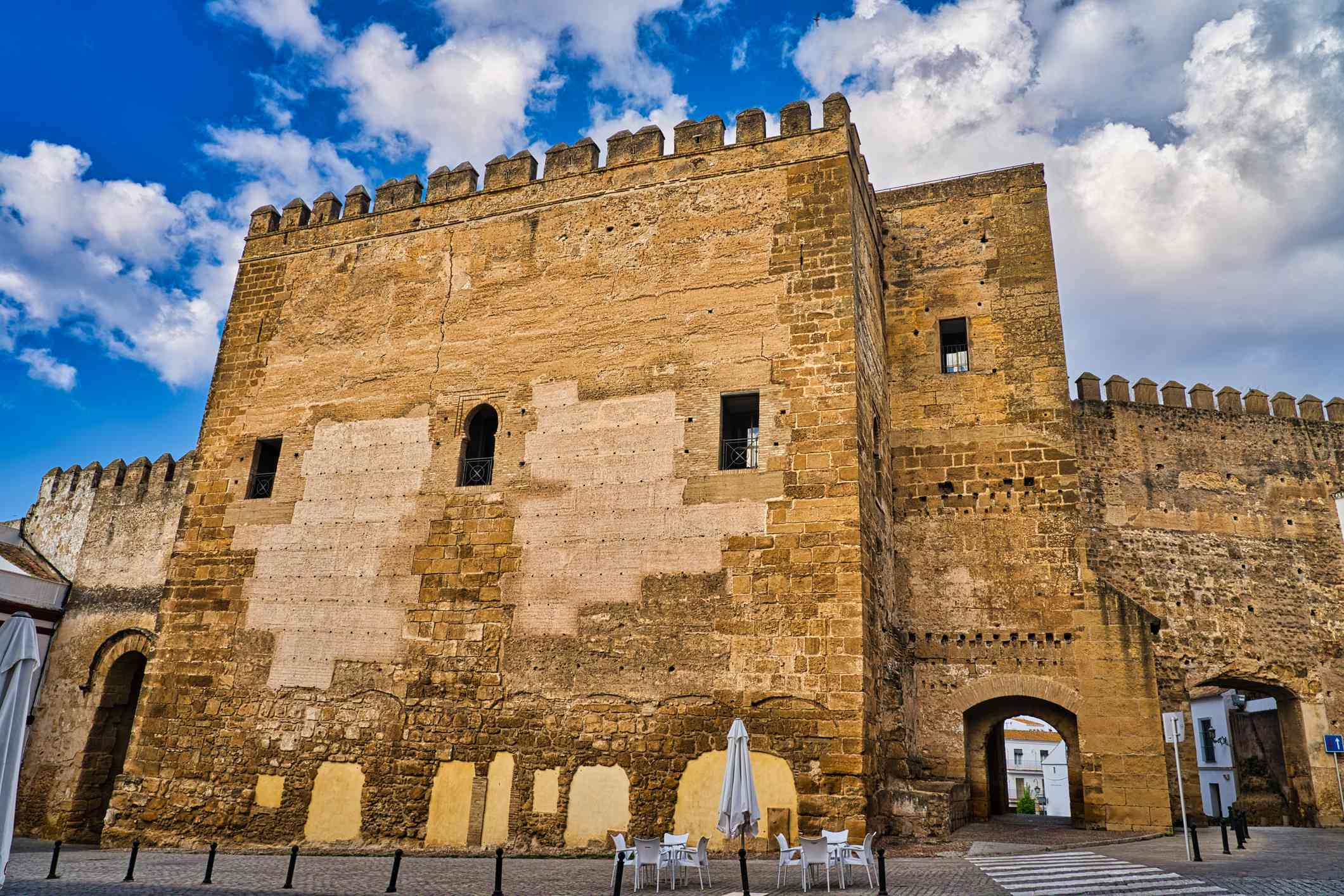 Gate of Sevilla (Puerta de Sevilla) - Carmona, Spain