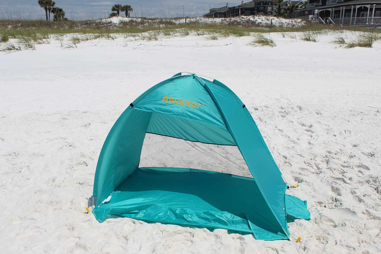 Alvantor UPF 50+ Beach Tent