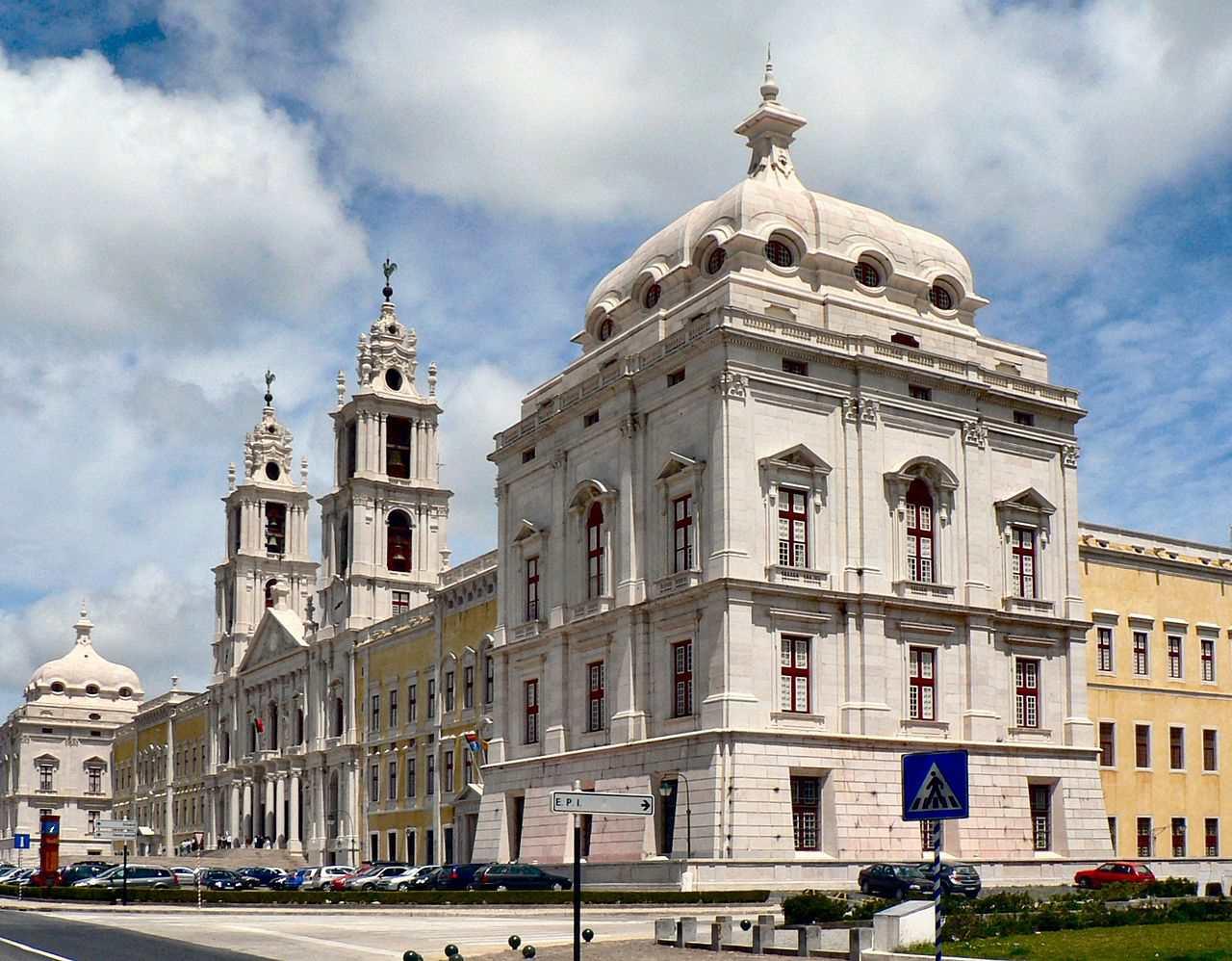 Mosteiro Palacio Nacional