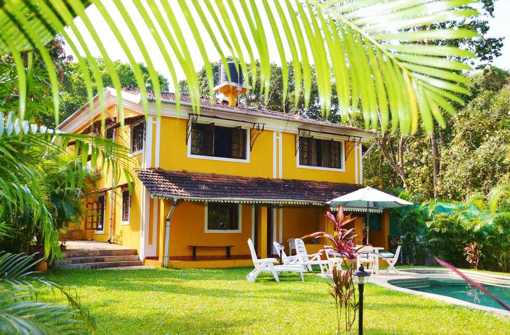 The Island Pool Villa, Goa