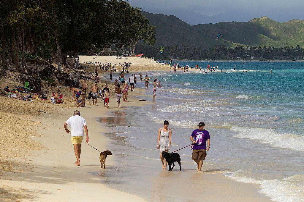 Kailua and Kailua Beach Park