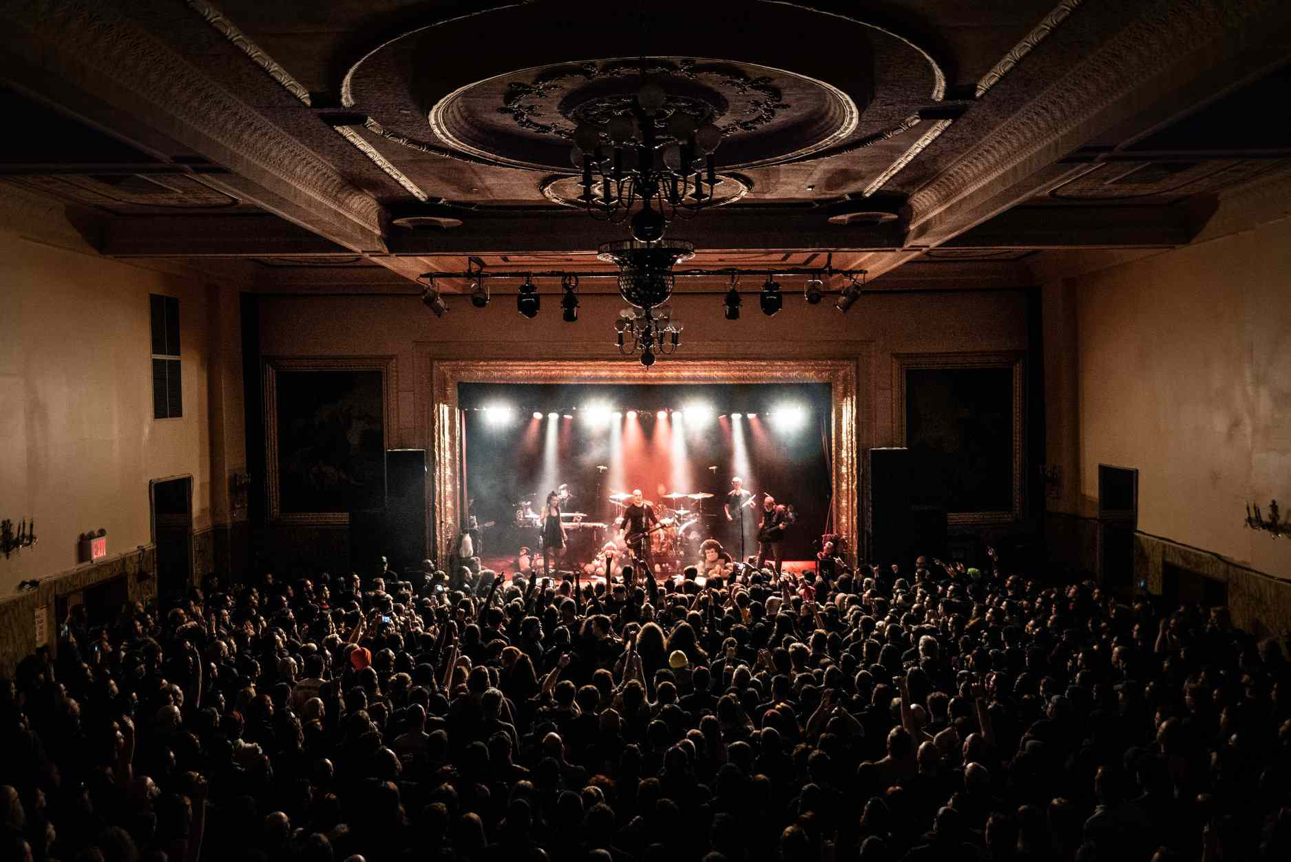 Concert at Warsaw
