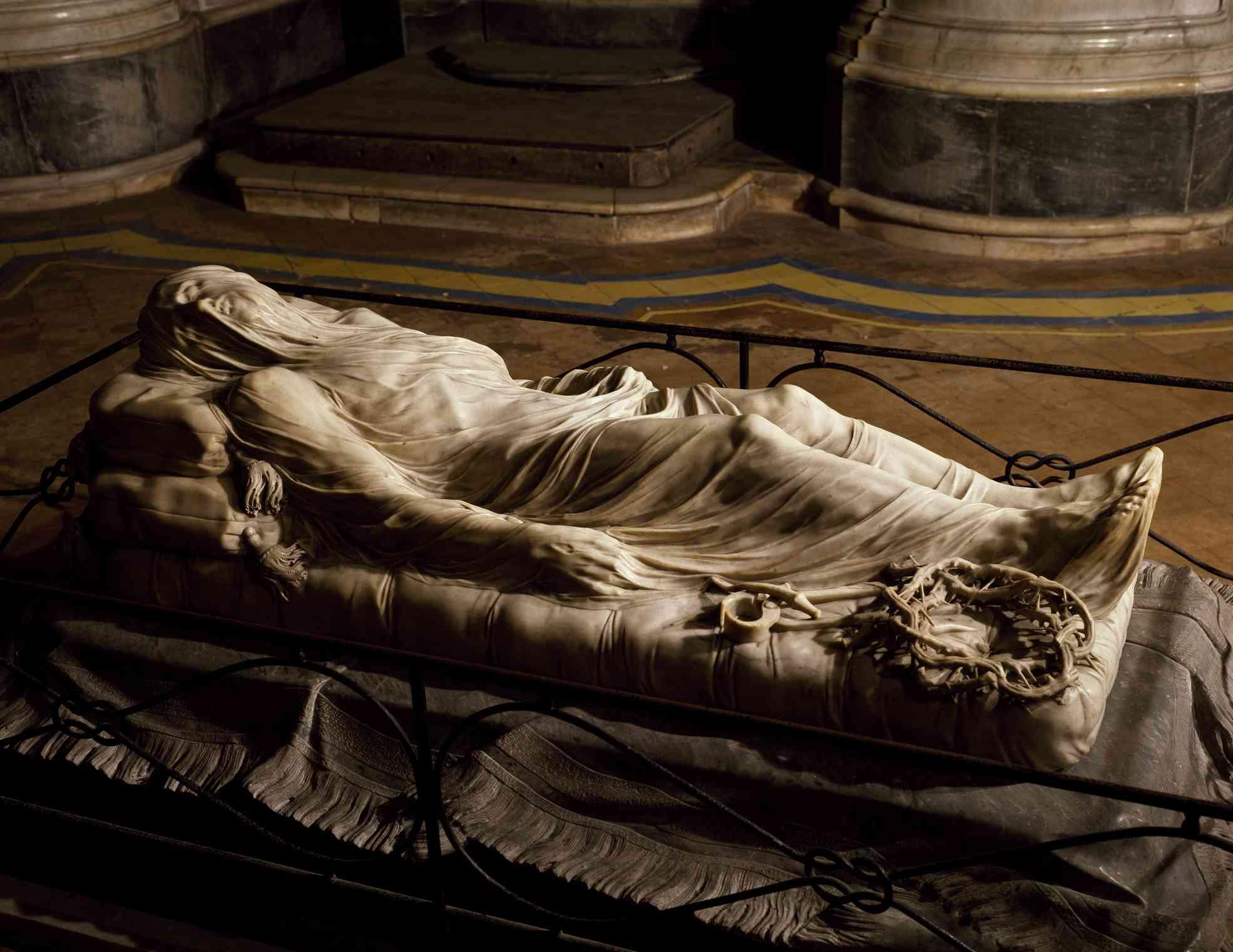Veiled Christ, Sansevero Chapel