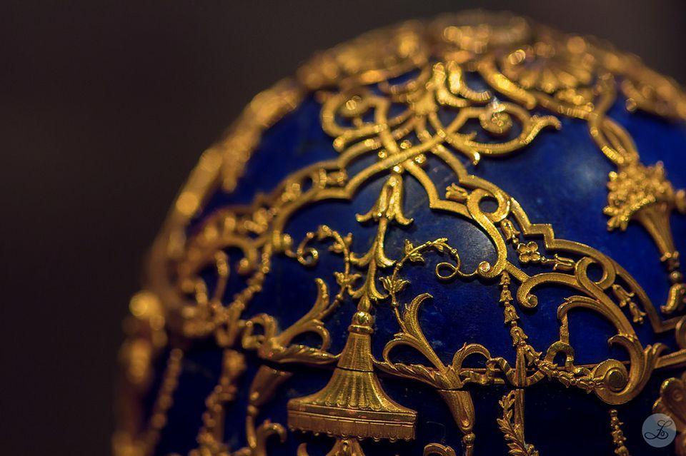 Tsarevich Faberge Egg
