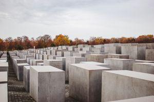 Jewish memorial site in Berlin