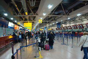 Heathrow Terminal 3