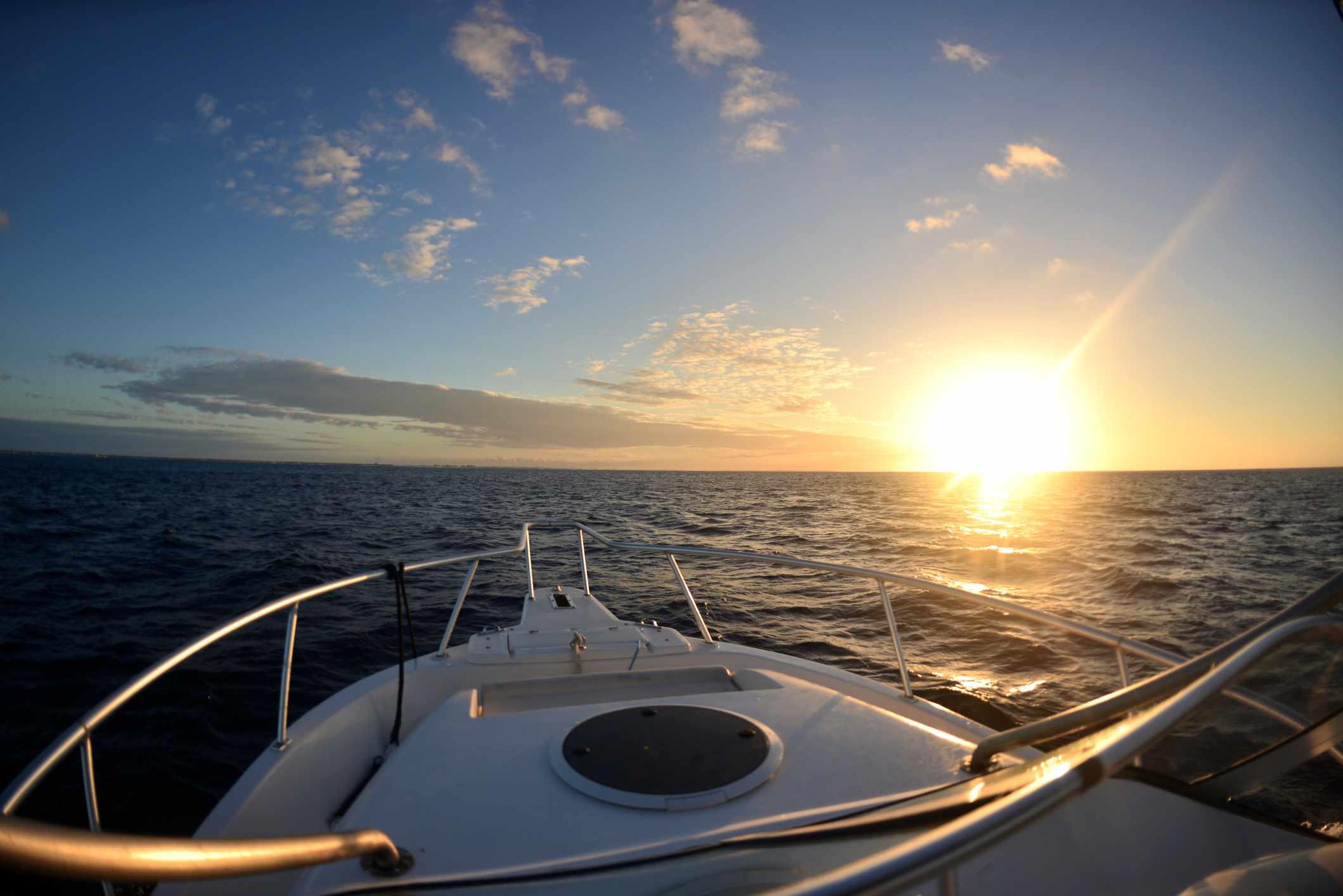 Sailing in Turks & Caicos