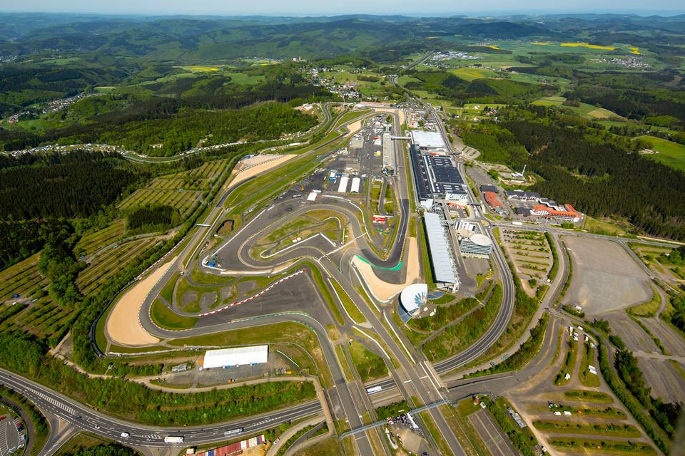 Driving Your Own Car At The Nürburgring