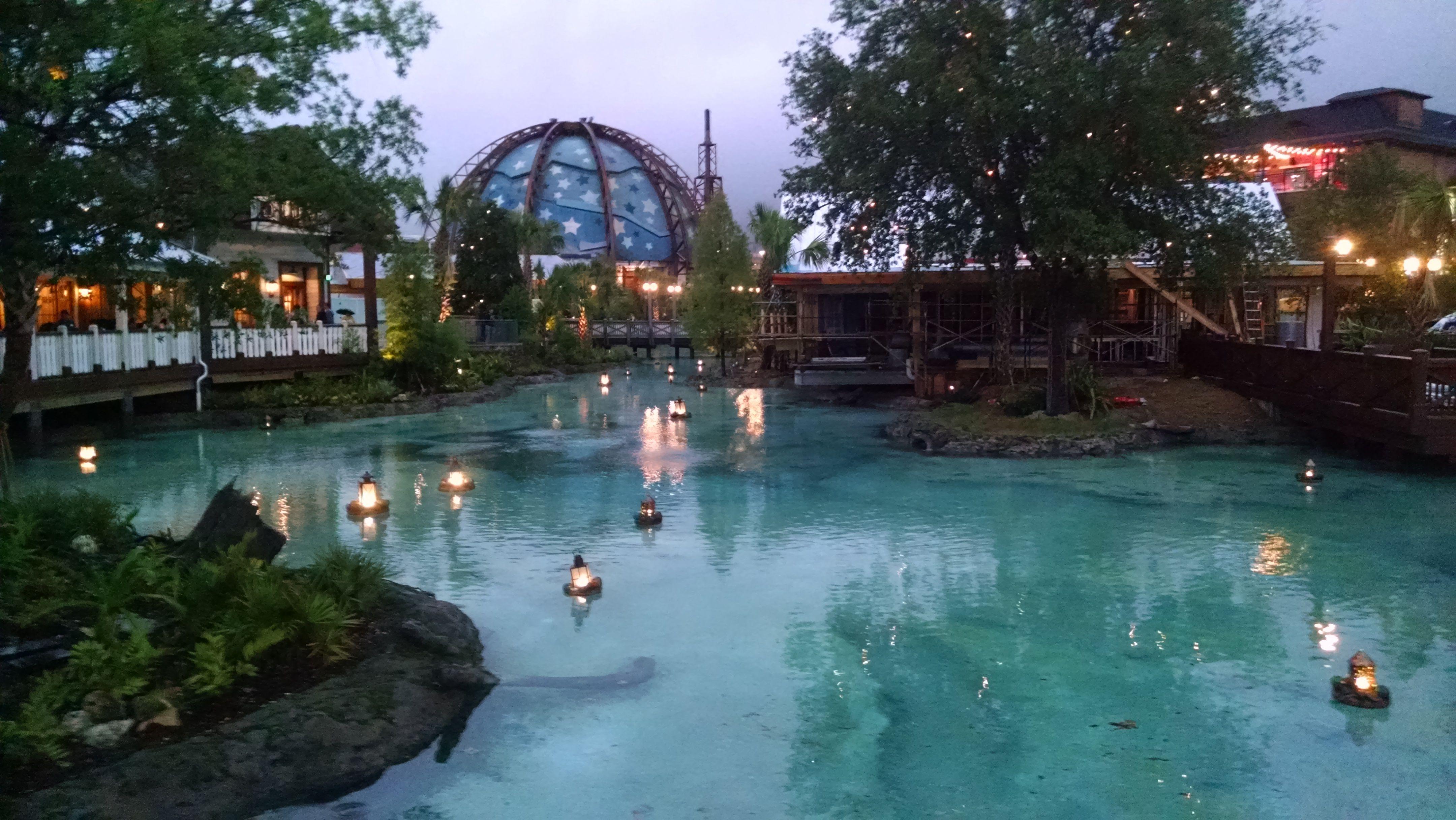 The Springs of Disney Springs