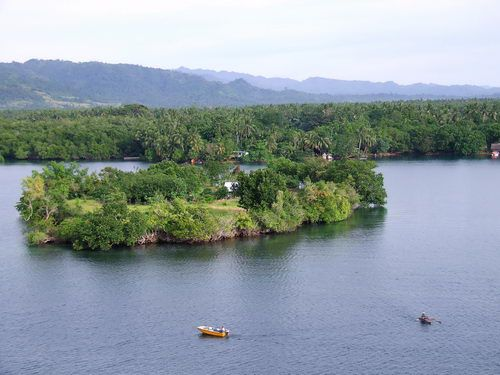 Madang, Papua New Guinea Harbor