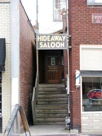Hideaway Saloon in Louisville, KY