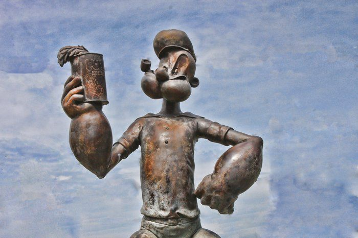 Popeye in Alma