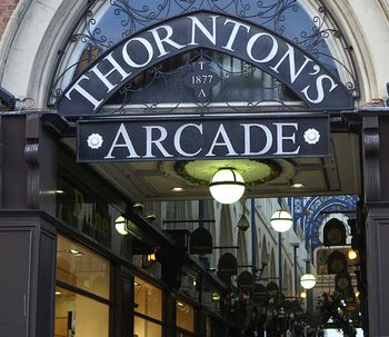 ba307dd7856 Leeds Victoria Quarter - a Playground of Historic Shopping Arcades · Troyes Outlet  shopping