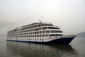 Viking Emerald Yangtze River Cruise Ship