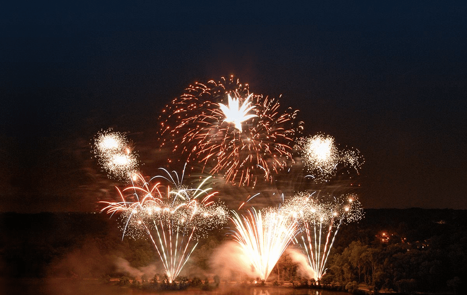 Columbia, Maryland Fourth of July Fireworks 2019