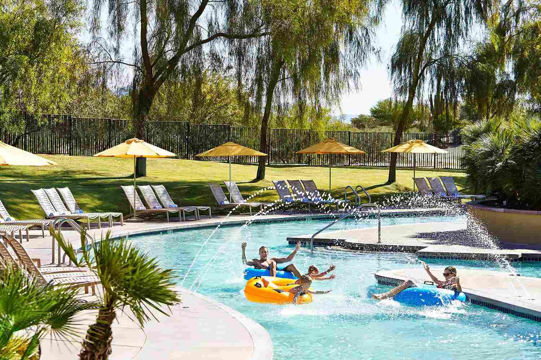 Lazy River at JW Marriott Desert Ridge Resort & Spa