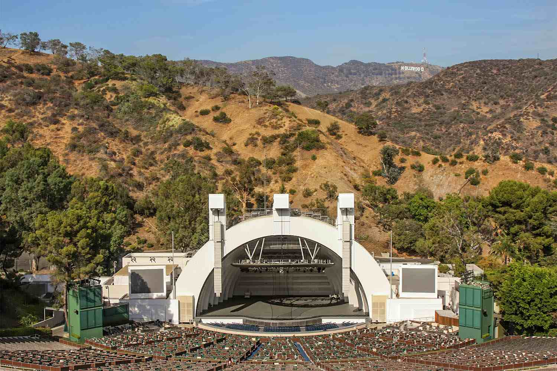 Забавни начини да се опита Холивуд, Калифорния